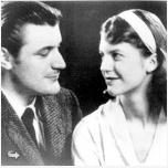 Sylvia Plath and Ted Hughes