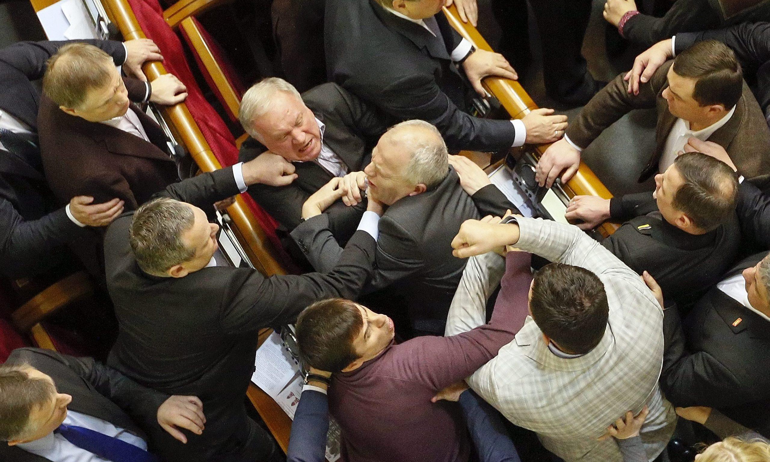 Photograph: Sergey Dolzhenko/EPA