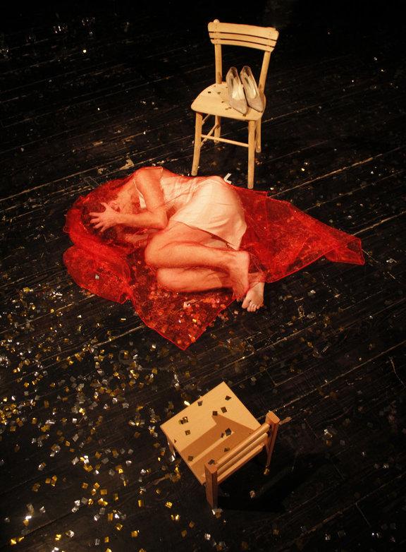 Tina Milo. Photo by Una Skandro.