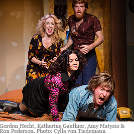 bedroom farce. A Review of Soulpepper Theatre s  Bedroom Farce PRISM international