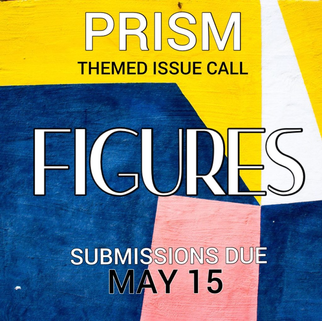 Call for Submissions! Themed Issue: FIGURES | PRISM